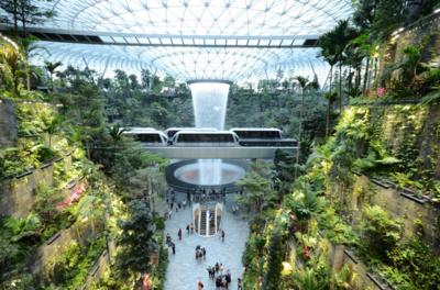 Singapūro oro uostas