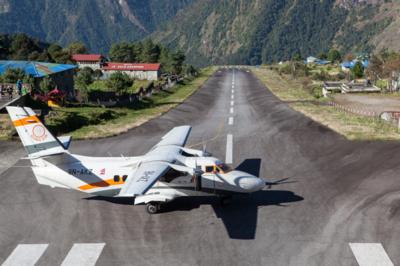 Nepalo Luklos oro uostas