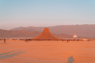 """Burning Man"" festivalis Nevadoje"