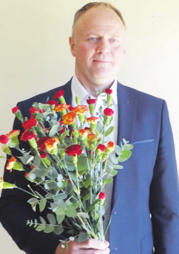 Kaišiadorių policijos komisariatui R. Grigonis vadovavo 8 metus.