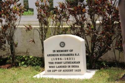 Andriejus Rudamina. Jis buvo pirmasis lietuvis, pasiekęs Indiją ir Kiniją. (URM nuotr.)