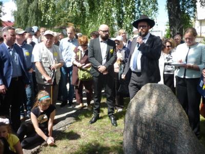 Liepos 15 d. sukako 75 metai nuo Šiaulių geto likvidavimo. Šiai skaudžiai datai paminėti sekmadienį ir pirmadienį Šiauliuose surengta daug renginių.