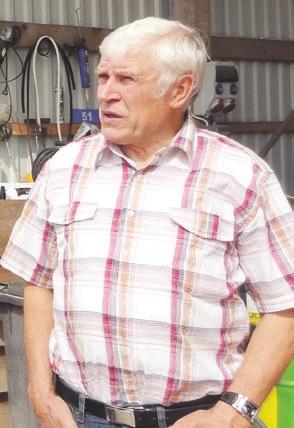 Žemės ūkio rūmų atstovas M. Mitkus.