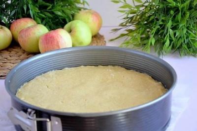Citrininis obuolių pyragas © Socialiniai tinklai