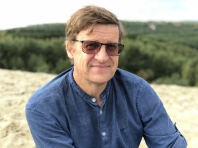 Vaikų ir paauglių psichiatras Linas Slušnys