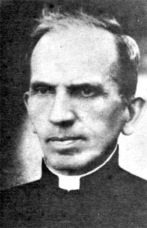 """Iškalba. """"Rankos nuolat prie darbo, širdis nuolat pas Dievą"""",– yra sakęs P. Masilionis SJ, kunigų Eucharistinio sąjūdžio pradininkas. """"LKB kronika"""" nuotr."""