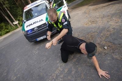 Lietuvos policija© Policija