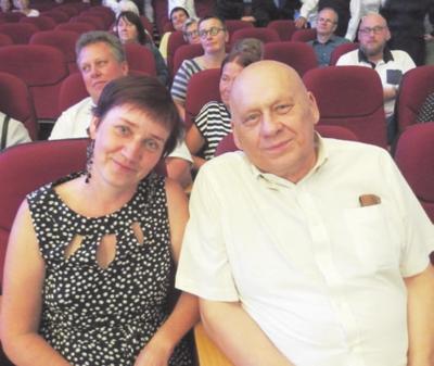 Savo kūrybą skaitė R. Sausaitienė ir J. Katkevičius.