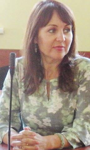 Į klausimus atsakė ligoninės direktorė E. Skarakodienė.