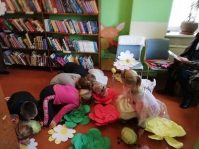 Vaikai noriai dalyvavo sumanytame žaidime
