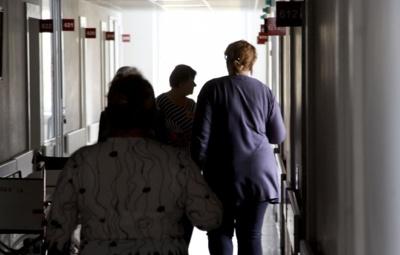 Medikai ligoninėje / BNS nuotr.