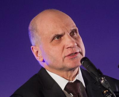 """Žiniasklaidos grupės """"Lietuvos rytas"""" vadovas Gedvydas Vainauskas. Martyno Ambrazo (ELTA) nuotr."""