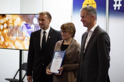 Šiaulių profesinio rengimo centro Buitinių paslaugų skyriaus mokinių nuotr.