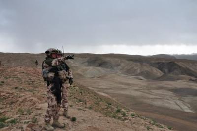 Karinėje misijoje Afganistane, Goro provincijoje Aurimas Stuogis dalyvavo du kartus.