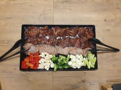 Išsikepkite mėsą griliuje bet kokiu oru