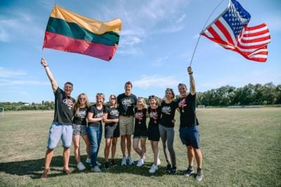 """Armino administruojama programa """"Jaunimas gali"""" organizuoja daug įvairių renginių regionuose gyvenančiam jaunimui."""