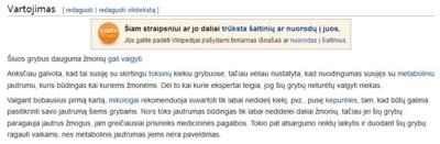 Lietuviškoje Vikipedijoje – daug netikslumų, teigia prof. E. Kupčinskienė