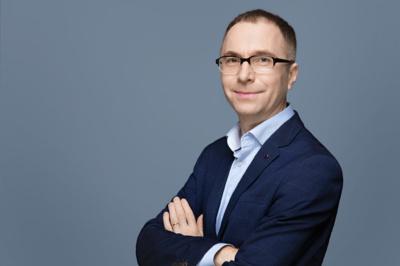 MRU Išorinės komunikacijos vadovas Vaidotas Norkus. MRU nuotr.