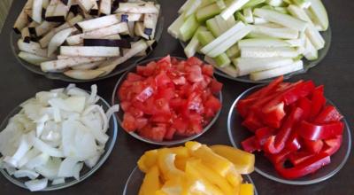 Marokietiškos daržovės © Socialiniai tinklai