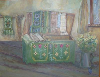 Lionginos Grietnickienės tapyba