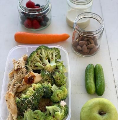 Instagram.com nuotr. / Belindos Norton siūloma mityba