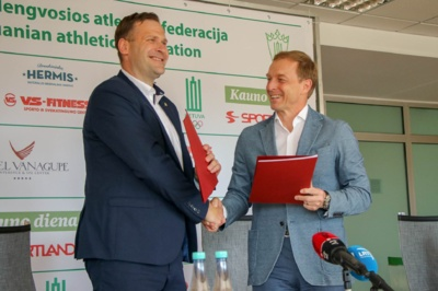 Mindaugas Bilius ir Eimantas Skrabulis, Paralympics.lt nuotr.