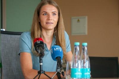 Airinė Palšytė, Paralympics.lt nuotr.