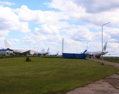 Šiaulių oro uostas. V. Lebedžio nuotr.