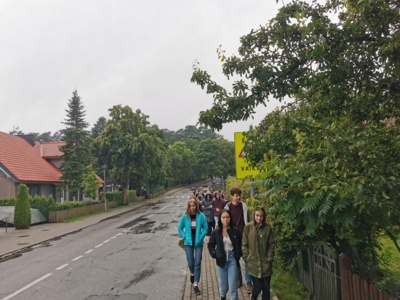 9:15 val. Paskutinis pasivaikščiojimas Nidoje.