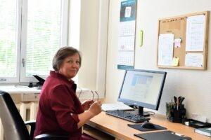 LŽŪKT Širvintų r. biuro augalininkystės konsultantė Janina Ona Gečienė.
