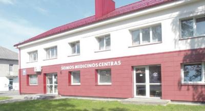 """""""Kaišiadorių šeimos medicinos klinika"""" po kapitalinio remonto tiek iš vidaus, tiek iš išorės pasikeis neatpažįstamai."""