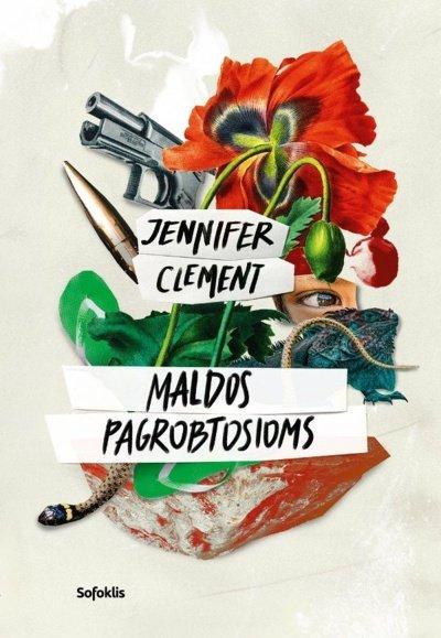 "Jennifer Clement ""Maldos pagrobtosioms"""