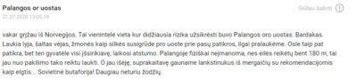 Keleiviai pasakoja apie padėtį Lietuvos oro uostuose© Alfa.lt