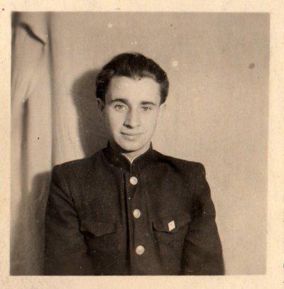 Andrius Dručkus, pokario rezistencijos dalyvis, partizanų fotografas, gyvenęs kelerius metus Radviliškyje.