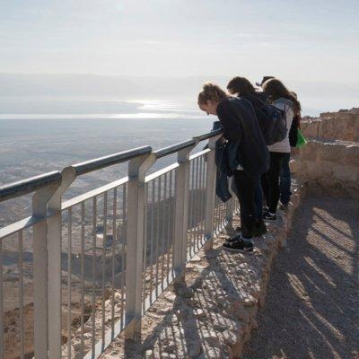 Turistai Izraelyje @ Freepik