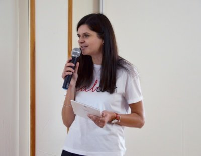 LAB direktorė Inga Davidonienė.