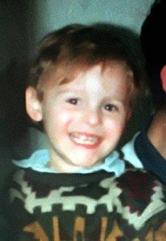 Dviejų metukų Jamesas Bulgeris @ Wikimedia