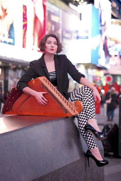 Simona Smirnova Niujorko centre. Michael Yu2 nuotrauka