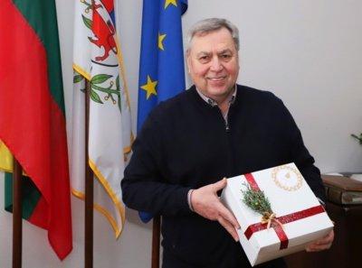 "UAB ""Bodesa"" prezidentas Rolandas Gabrielaitis"