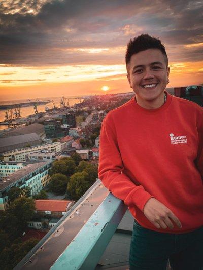 Fabian Sanchez. Asmeninio albumo nuotrauka