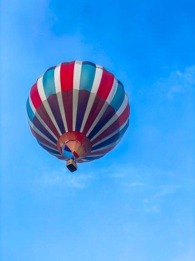 Skrydis oro balionu @ Laisvalaikio dovanos