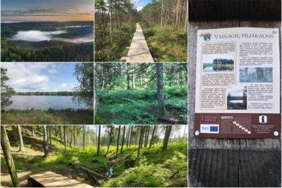 Etaplius.lt ir Kurtuvėnų regioninio parko direkcijos nuotr.