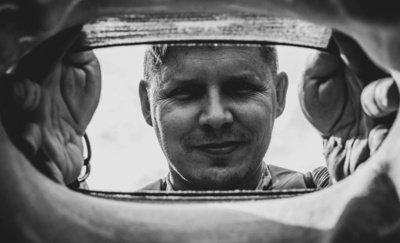 """Vytautas: """"Po kelionės mano psichologinė savijauta pasikeitė 180 laipsnių."""" (Asmeninio archyvo nuotr.)"""